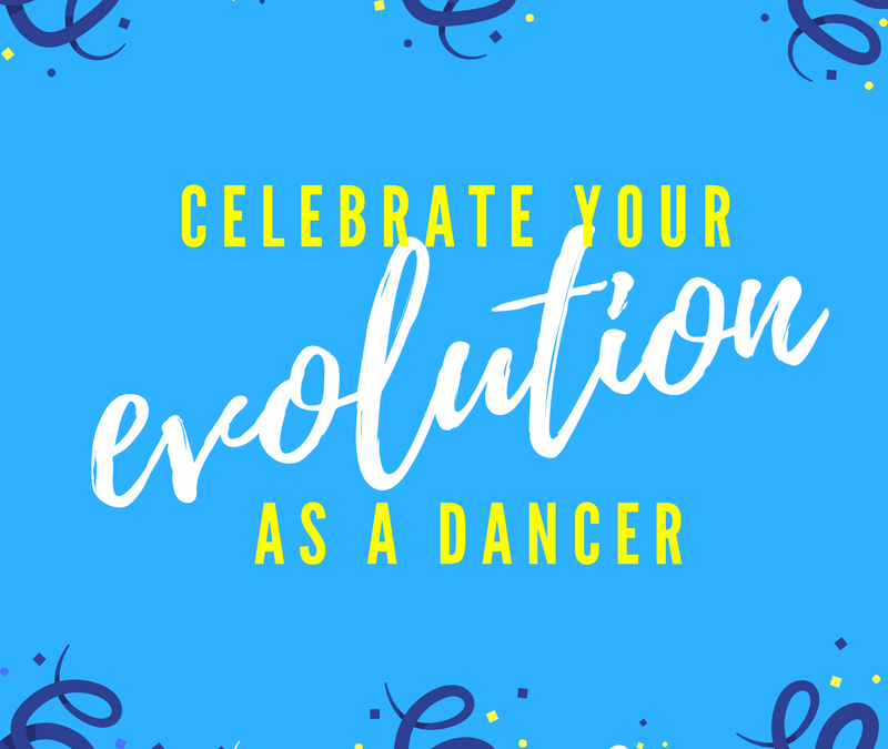 #TheMondayMessage: Celebrate Your Evolution!