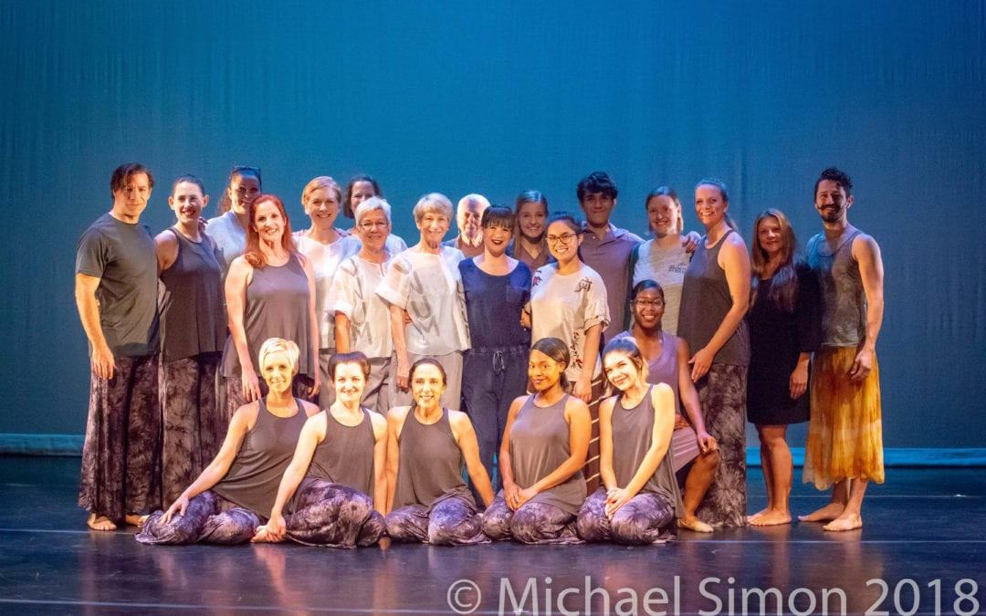 ArtistMotherWife: Choreographing the Post-Partum Experience