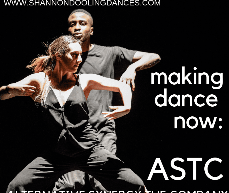 """""""Making Dance Now"""": ASTC"""